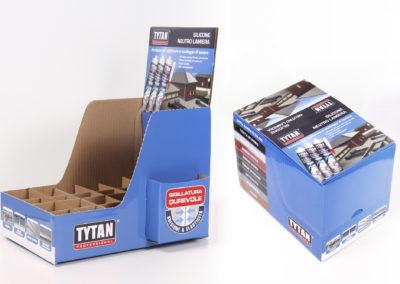 Co-packing silikonu Tytan Professional