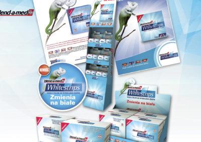 Kampania reklamowa produktów bled-a-med